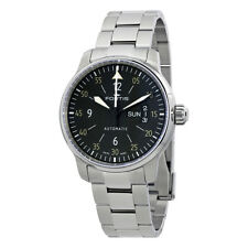 Fortis Cockpit One Black Dial Automatic Mens Watch 704.21.18 M