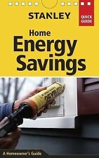 Stanley Home Energy Savings by Greenleaf Publishing Inc. and David Toht...