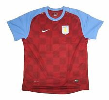 Aston Villa Trikot Nike 2011/12 Player Issue Shirt Jersey Maillot Camiseta  XXL