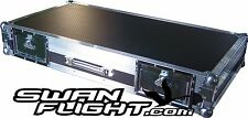 Pioneer CDJ2000 DJM800 Swan Flight Case DJ Mixer Coffin (Hex)