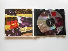"""GLASS HARP """"LIVE AT CARNEGIE HALL"""" CD PHIL KEAGGY 1997 W/ 12 PAGE BOOKLET RARE"""