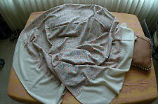 KASHMIR HAND EMBROIDERED SHAWL 100% pure Pashmina Authentic with Needle work