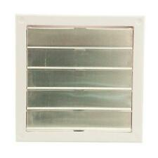 Cool Attic CX2121 Automatic Gable Vent Shutter, High Impact One-piece ABS New