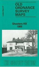 MAP OF SHOOTERS HILL 1866