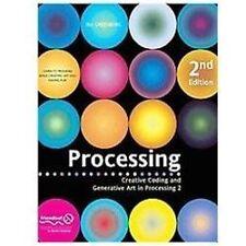 Processing: Creative Coding and Generative Art in Processing 2, Kumar, Deepak, X