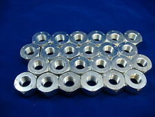 M35A2 2.5 TON 12 LEFT & 12 RIGHT HAND FRONT LUG NUTS ROCKWELL MILITARY TRUCK