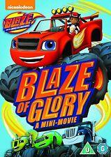Blaze & The Monster Machines: Blaze of Glory -  DVD - UK Compatible  - SEALED