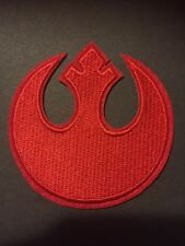 "Star Wars Republic Rebel Alliance Rogue Embroidered Iron On Patch 3.0""x2.75"""