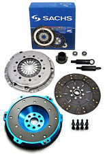 SACHS-FX DISC CLUTCH KIT & ALUMINUM FLYWHEEL for BMW M3 Z3 M COUPE ROADSTER E36