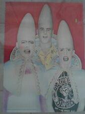 Vintage Coneheads SNL Saturday Night Live 1978 NBC Poster Dan Ackroyd Pro Arts