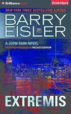 John Rain: Extremis 5 by Barry Eisler (2014, CD, Unabridged)