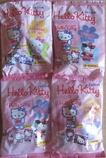Hello Kitty Fashion 3D  * 4 Tüten * Sticker + Figur * Panini * Neu * OVP