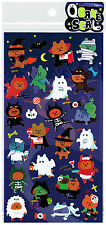 Mind Wave Bear Halloween Party Kawaii Sticker Sheet