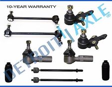 Brand New 10p Complete Front Suspension Kit for Toyota Camry Solara Lexus ES300
