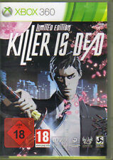Killer Is Dead - Limited Edition (X-Box360)
