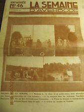 La Semaine d'Averbode 15 Novembre 1931 Le monument du Christ-Rédempteur à Rio