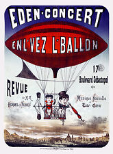 Circus poster 1884 French