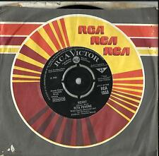 Rita Pavone 45rpm single- Heart / The Man Who makes The Music