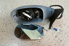 Maserati 3200 GT, LH Door Mirror Assembly w/ Glass, New,  P/N 980000923