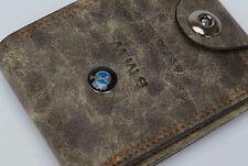 Men's Brown Bi-Fold BMW wallet. NEW.