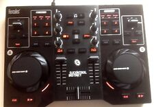 1x HERCULES DJ CONTROL INSTINCT Controller-Mobile Discoteca Club Bar Party DJ Rave