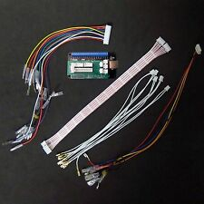 Brand New Breakout Board + 8 Cables + Brook Universal Fight Board Fighting
