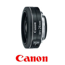 Canon EF-S 24mm f/2.8 STM Pancake Wide Angle Lens (9522B002) *Original box