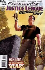 Justice League - Generation Lost (2010-2011) #13 (Kevin Maguire Variant)