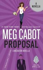 Proposal A Mediator Novella by Meg Cabot 9780062473585 (Paperback, 2016)