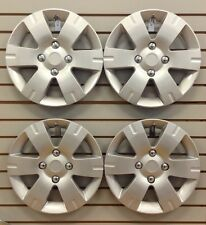 "NEW 15"" Hubcap Wheelcover SET of 4 that FIT 2007-2011 Nissan SENTRA"