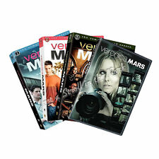 Veronica Mars: Complete TV Series Seasons 1 2 3 + Movie Box / DVD Set(s) NEW!
