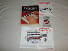 EXPERT TYPE ADAM COLECO Computer Software 1984 Coleco USED W/Box COMPLETE