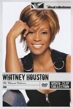"""WHITNEY HOUSTON """"THE ULTIMATE COLLECTION"""" DVD NEU"""