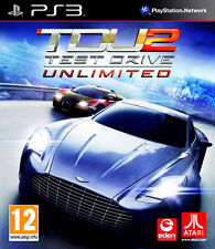 Test Drive Unlimited 2 ~ PS3 (in Great Condition)