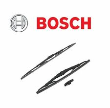 Windshield Wiper Blade Set Bosch Direct Connect 40513 40526 13'' and 26'' Blades