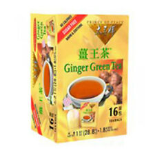 Ginger Green Tea 16 bags by Prince Of Peace