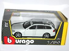 Burago - BMW 3 SERIES TOURING (White) - Die Cast Model - Scale 1:24