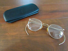 Vintage 1/10 12k GF Ful Vue Perscription Glasses Frames Spectacles