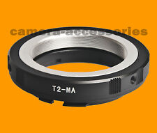 T2 T obiettivo per SONY Alpha un Minolta MA AF Mount Adapter Ring for A200 A77 A850 A58