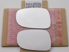 D262L Lexus IS250 350 F ES350 Mirror Glass Driver Side LH + Adhesive *CHECK SIZE