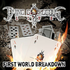 DYING GORGEOUS LIES First World Breakdown CD (200884)