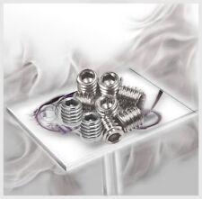 50 x Madenschrauben / für Griffstück - Tattoomaschine  ★ TOP ★