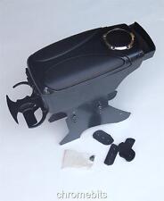 Negro Apoyabrazos Reposabrazos Consola para AUDI A2 A3 80 100 200 TT