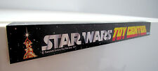 CUSTOM STAR WARS SHELF TALKER -  STAR WARS TOY CENTER