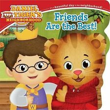 Friends Are the Best! by Maggie Testa (2014, Board Book)