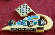 PIN'S F1 FORMULA ONE BENETTON GRAND PRIX HOCKENHEIM 94 ZAMAC 300 EX