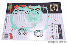 Full engine overhaul gasket seal set for Honda Wave Innova ANF125