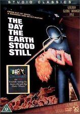 Der Tag an dem die Erde still stand - Michael Rennie Robert Wise Klassiker DVD