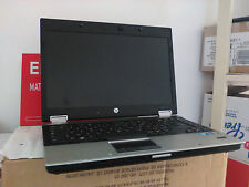 "PC ordinateur portable HP EliteBook 8440p 14.1"" Core I5 2.4ghz 4gb DVD/R Silver"