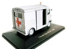 1/43  ELIGOR - CITROEN H / HY   TYPE HZ AMBULANCE  1968